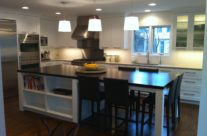 Clean Line Shaker Kitchen
